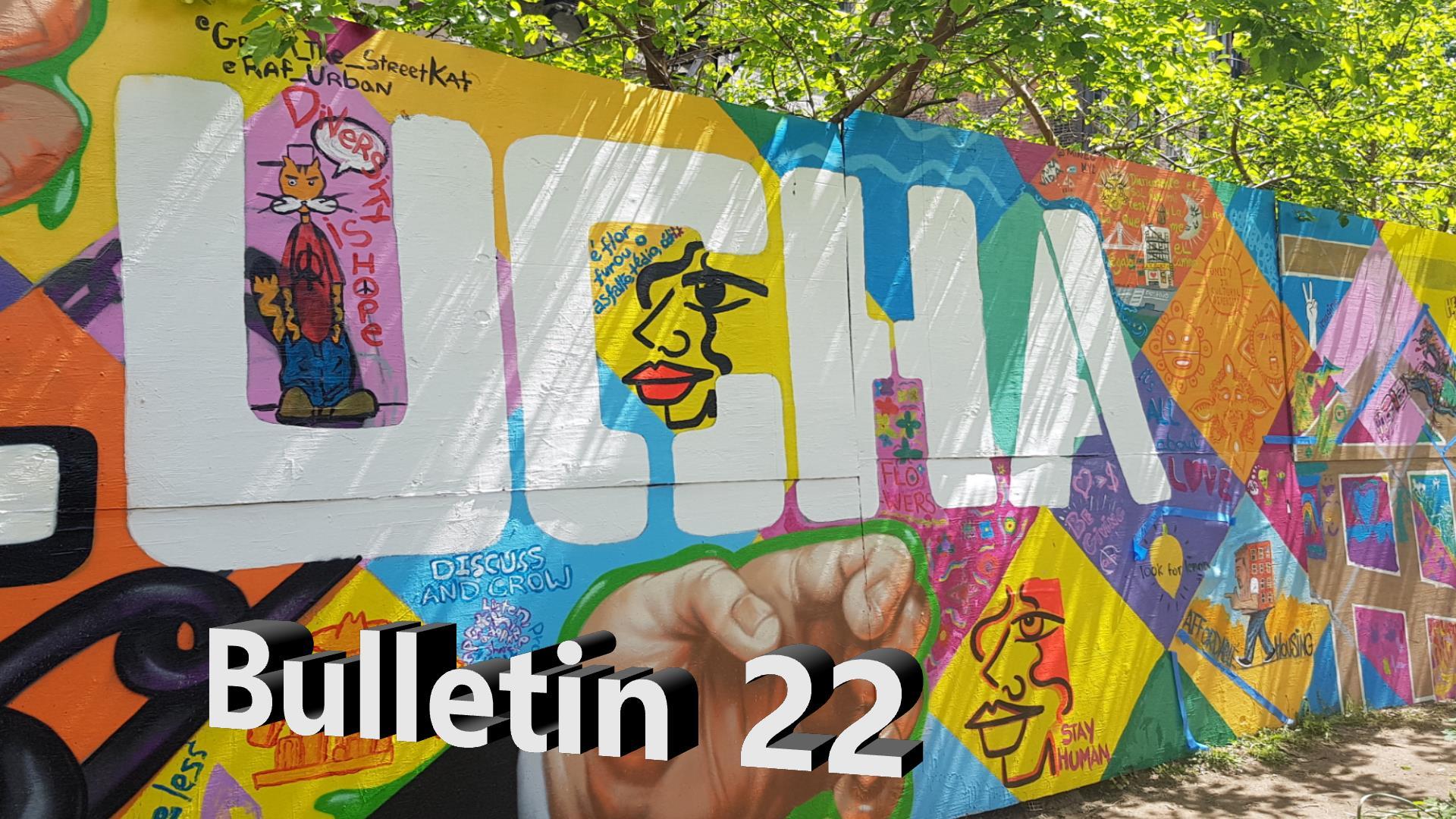 Bulletin 22, June 11