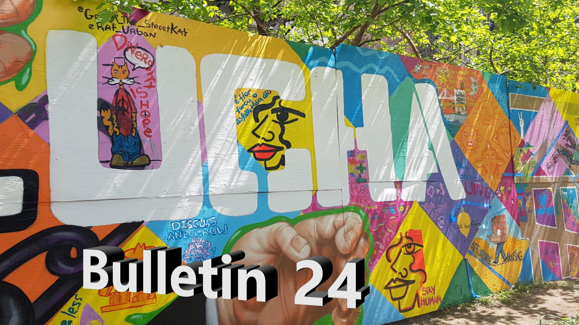 Bulletin 24, June 13