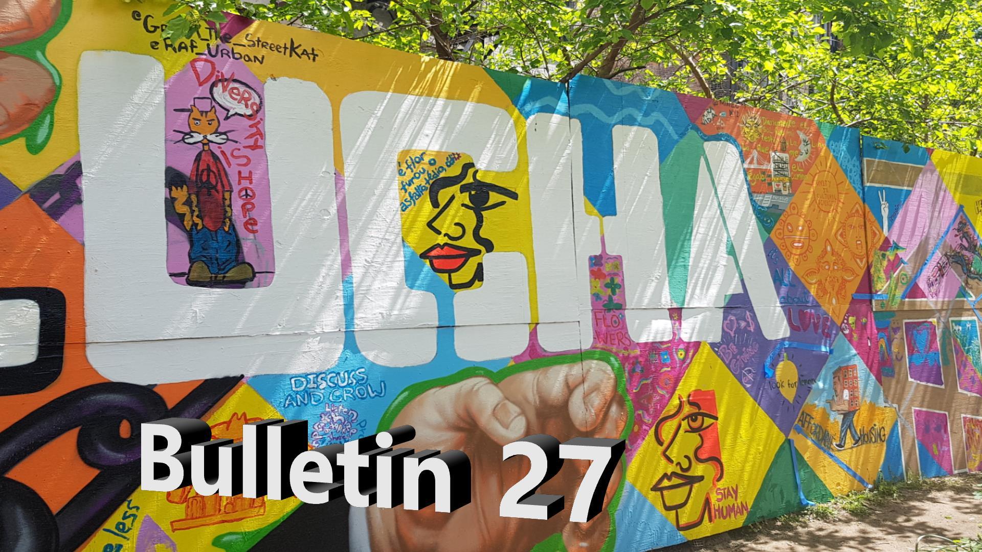 Bulletin 27, June 16